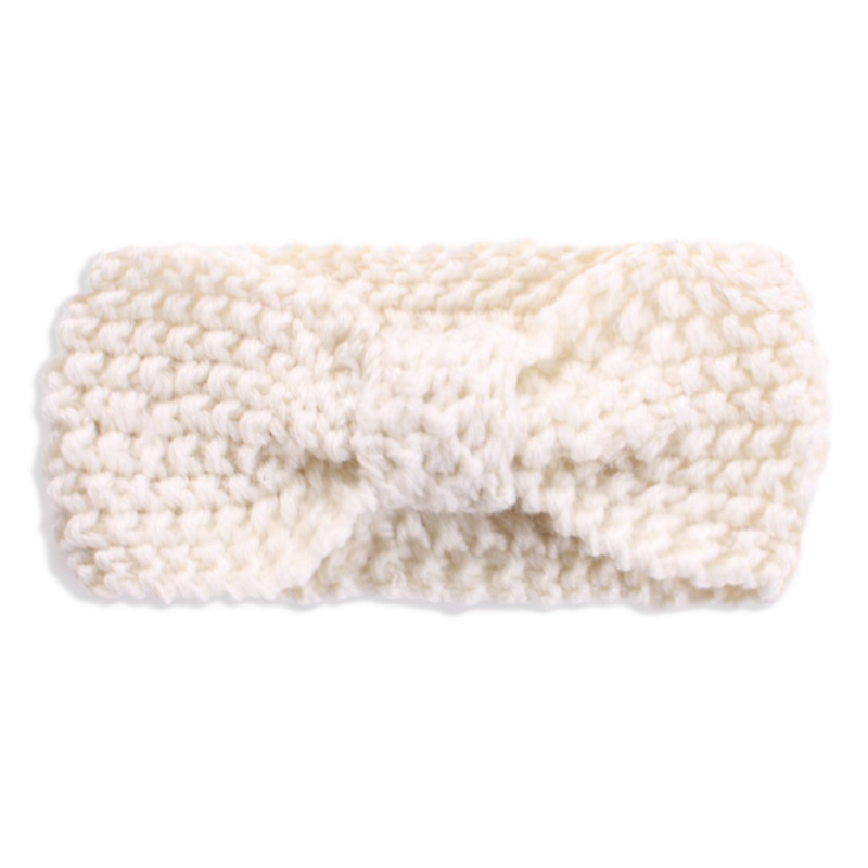 Picture of Knitted Headband White