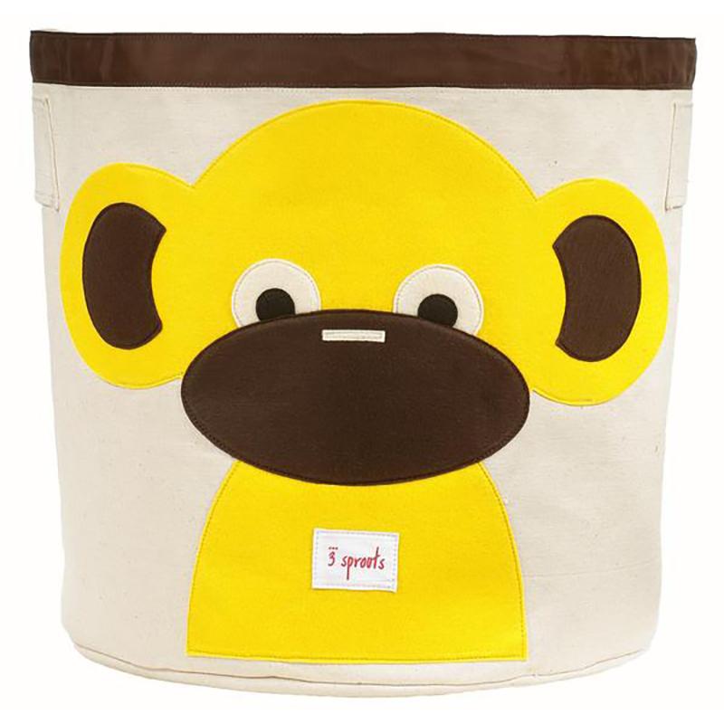 3Sprouts® Koš za igrače Opica