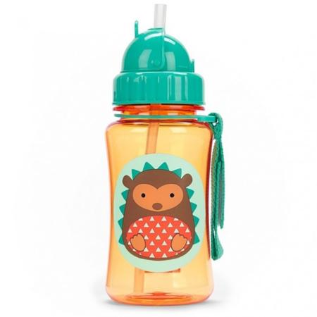 Slika Skip Hop® Steklenička s slamico Ježek