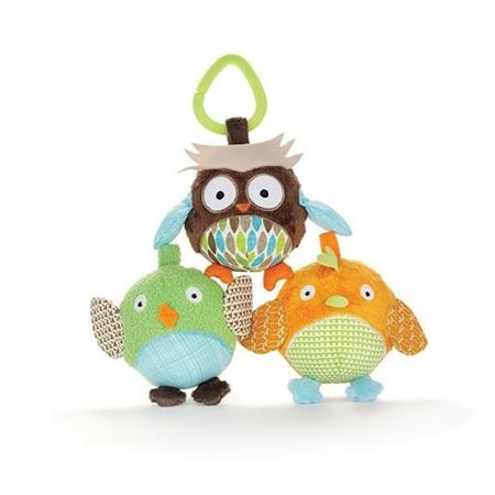 Picture of Skip Hop® Trio Drevesnih prijateljčkov