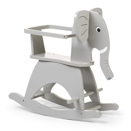 Immagine di Childhome® Elefante a dondolo Grigio