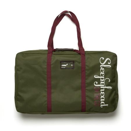Sleepyhead® On the go prenosna torba za Grand gnezdeca - Olivno zelena