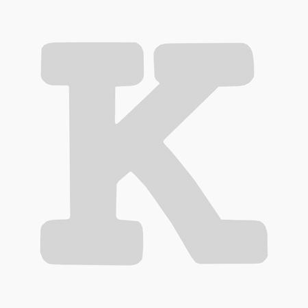 Slika BamBam® Lesene črke Bele - K