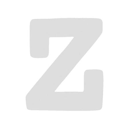 Slika BamBam® Lesene črke Bele - Z