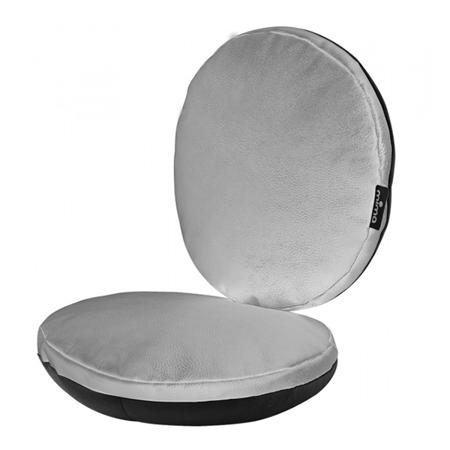 Slika Mima® Blazina Junior za visoki stolček Moon Silver