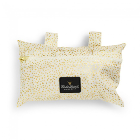 Picture of Elodie Details Rain Cover - Gold Shimmer