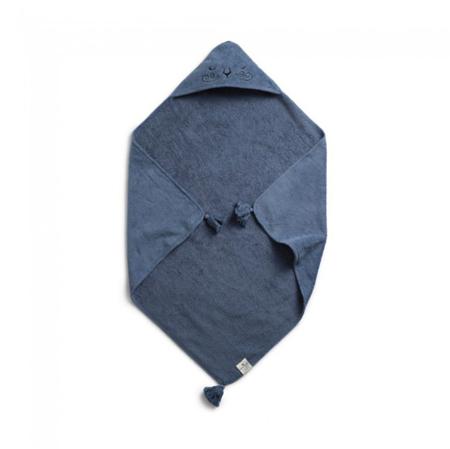 Slika Elodie Details® Brisača s kapuco Tender Blue 80x80