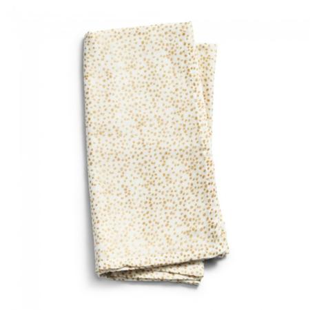 Slika Elodie Details® Mehka muslin odejica Gold Shimmer 80x80