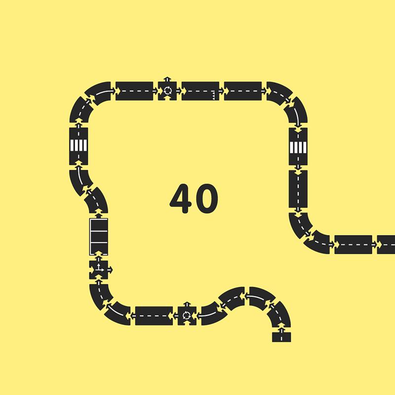 Immagine di Way to Play® Set di giochi King of the Road