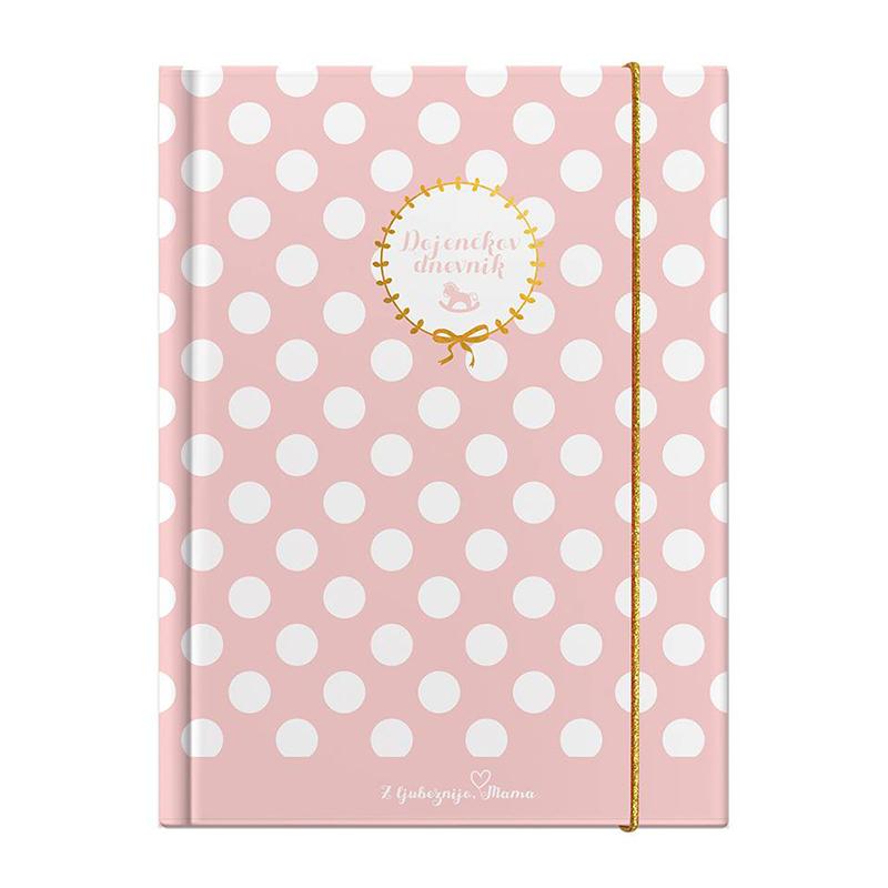 Z ljubeznijo, Mama® Dojenčkov dnevnik Roza