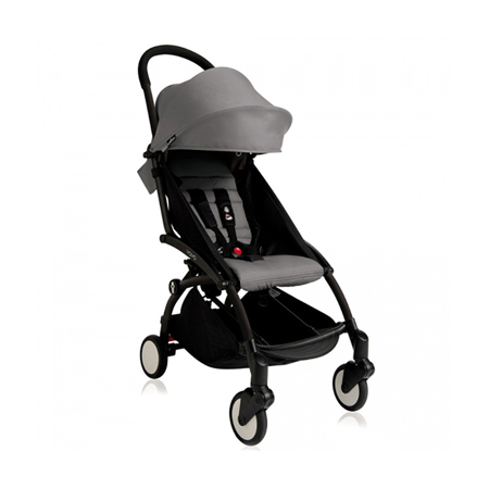 Picture of Babyzen® YOYO+ Baby Stroller 6+ Grey Black Frame