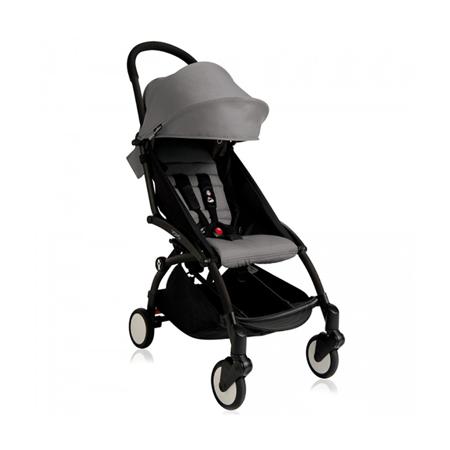 Slika Babyzen® YOYO+ Otroški voziček 6+ Grey Black Frame