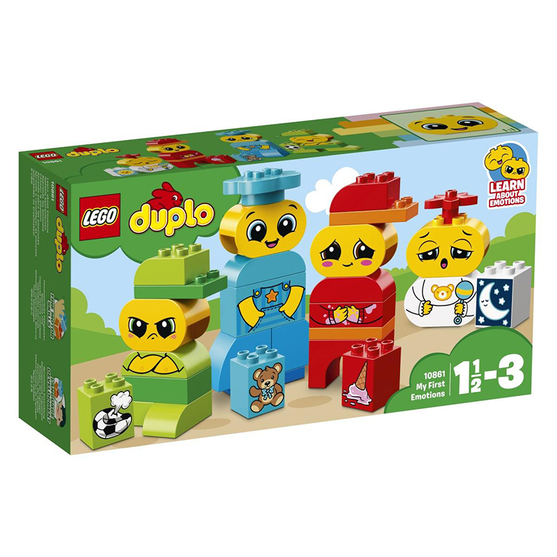 Lego® Duplo Moja prva čustva