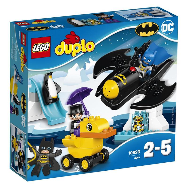 Lego® Duplo Dogodivščina z Batkrilom