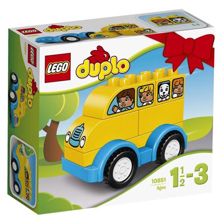 Slika Lego® Duplo Moj prvi avtobus
