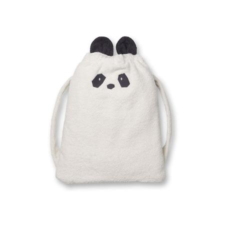 Slika Liewood® Brisača nahrbtnik Thor Panda Creme de la Creme 135x72