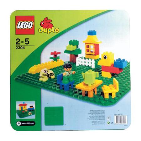 Slika Lego® Duplo Zelena plošča