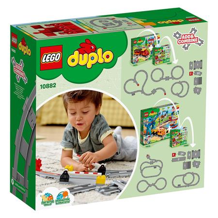 Slika Lego® Duplo Železniški tiri
