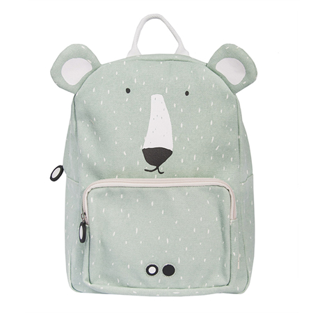 Trixie Baby® Otroški nahrbtnik Mr. Polar Bear