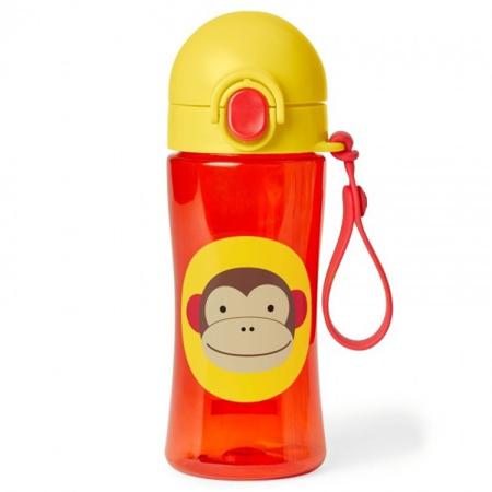 Picture of Skip Hop® Lock-Top Sports Bottle Monkey