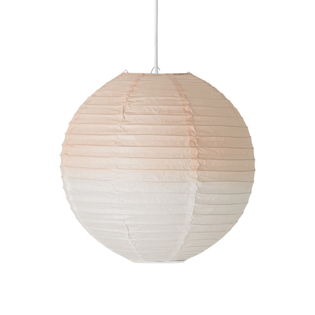 Picture of Bloomingville®  Rice Paper Light - Pink 35cm