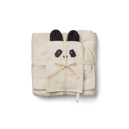 Slika Liewood® Darilni set Panda creme de la creme