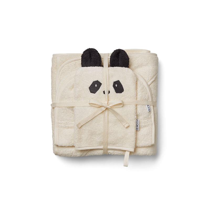 Liewood® Darilni set Panda creme de la creme