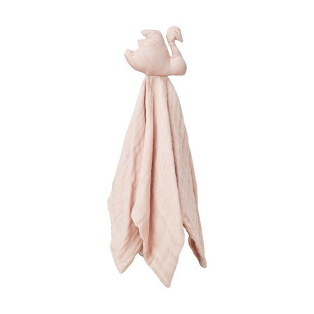 Picture of CamCam® Swan Cuddle Cloth - Blossom Pink
