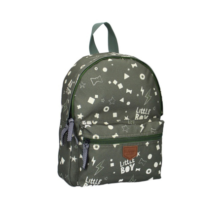 Picture of Kidzroom® Round Backpack Fearless Army