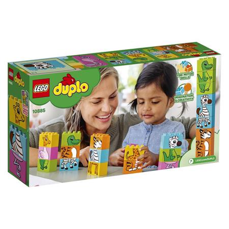 Slika Lego® Duplo Moja prva zabavna sestavljanka