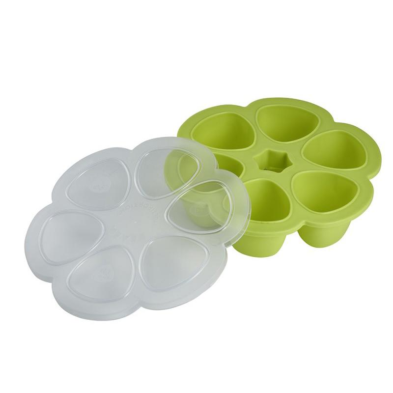 Beaba® Predelna posodica za zmrzovanje 6x90ml Green