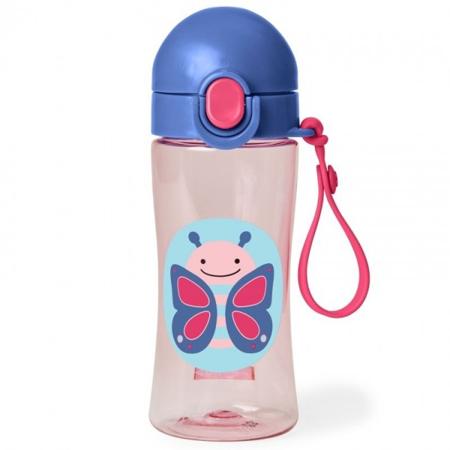 Slika Skip Hop® Športna Zoo Lock steklenička Metuljček