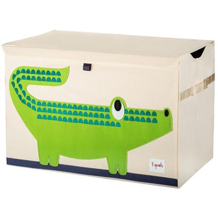 Slika 3Sprouts® Zabojnik za igrače Krokodil