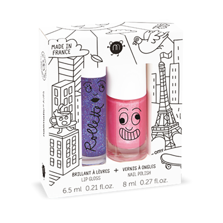 Slika Nailmatic® Darilni set Lovely City