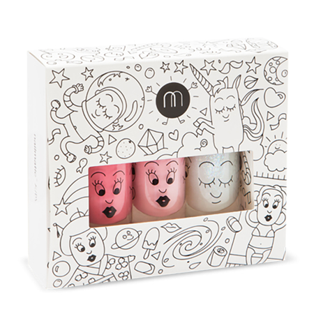 Picture of Nailmatic® Nail Polish Gift Set Cosmos