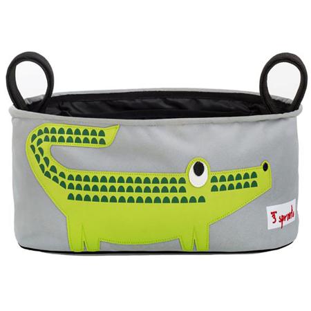 Slika 3Sprouts® Organizator za voziček Krokodil
