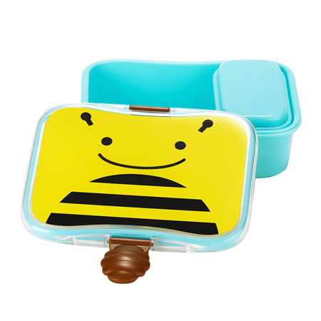 Slika Skip Hop® Škatla za malico Čebelica