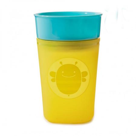 Slika Skip Hop® Kozarček za učenje pitja Čebelica