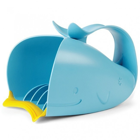 Picture of Skip Hop® Waterfall Bath Rinser Moby Blue