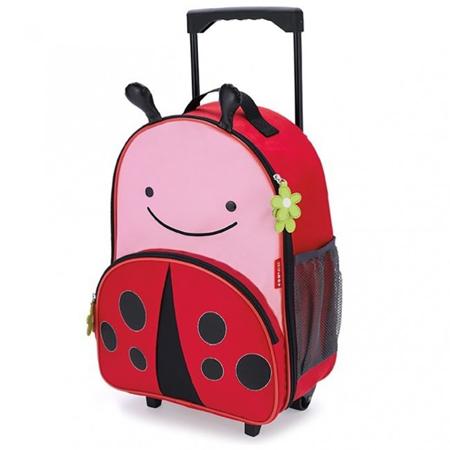 Slika Skip Hop® Otroški kovček Pikapolonica