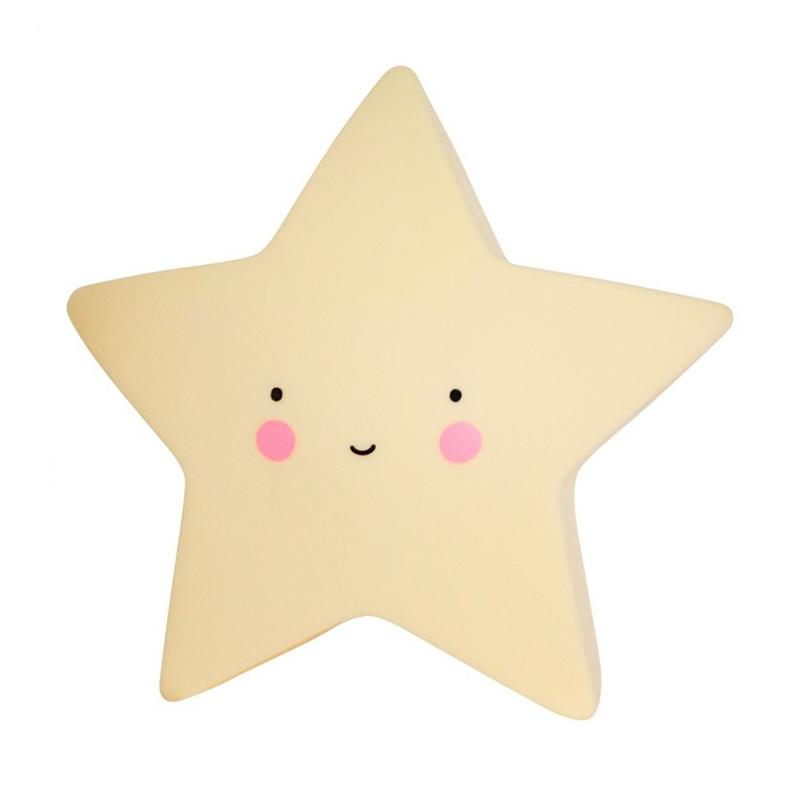 A Little Lovely Company® Majhna lučka Zvezdica