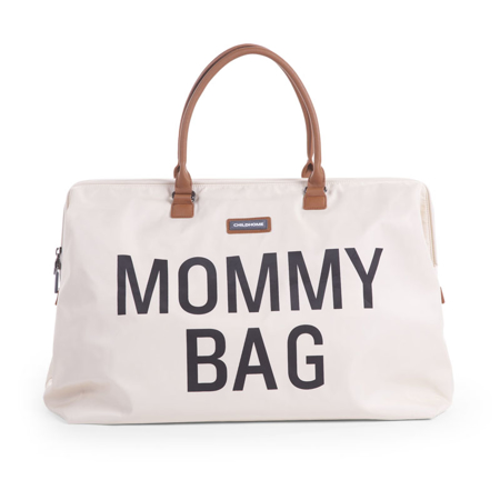 Slika Childhome® Torba Mommy Bag Bela