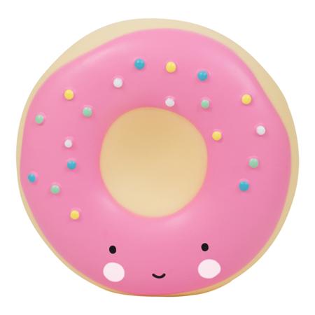 Slika A Little Lovely Company® Šparovec Donut - Roza