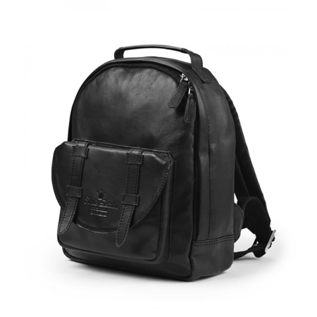 Picture of Elodie Details Back Pack Mini - Black Leather