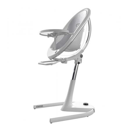 Slika Mima® Moon visoki stolček Crystal