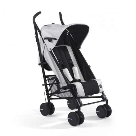 Picture of Mima® Stroller With Raincover Bo Snow White