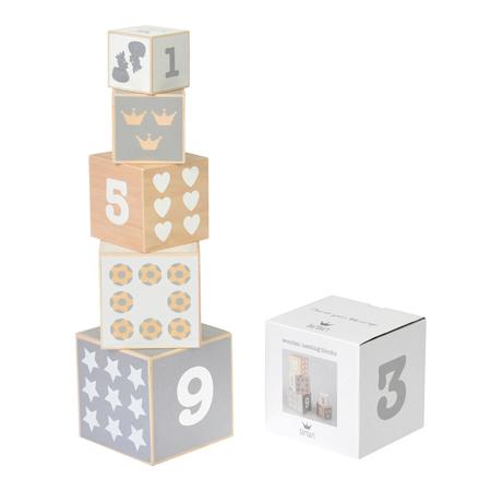 Immagine di BamBam® Cubi di legno