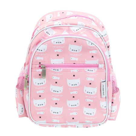 Picture of A Little Lovely Company Backpack - Cats