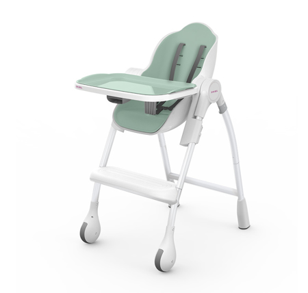 Picture of Oribel® Cacoon High Chair - Pastel Green