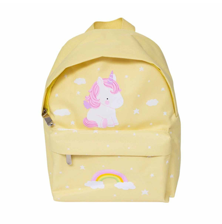 Picture of A Little Lovely Company Little Backpack - Unicorn